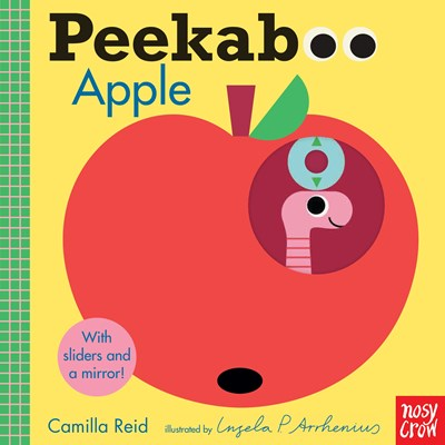 Peekaboo Apple by Reid