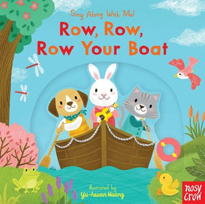 Sing Along With Me Row Your Boat