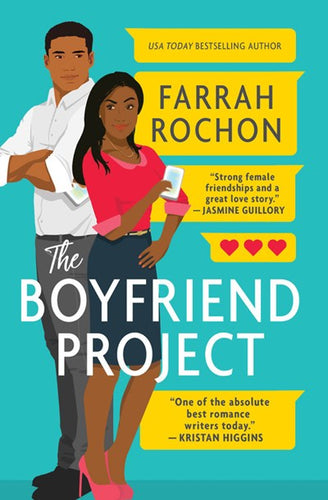 The Boyfriend Project by Rochon