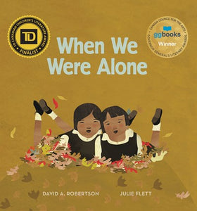 When We Are Alone by Robertson