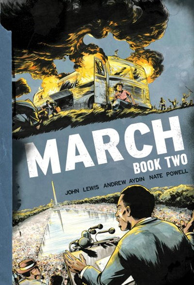 MARCH: Book 2 by Lewis, Aydin, Powell