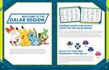 Pokemon Galar Region Activity Book