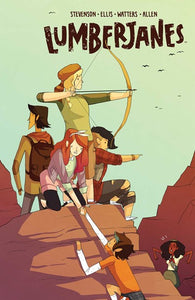 Lumberjanes Friendship to the Max  (#2) by Watters