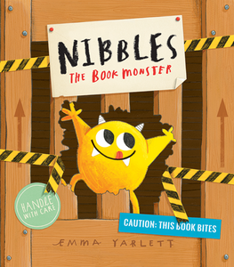 Nibbles the Book Monster by Yarlett