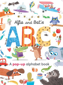 Alfie and Bets ABC Pop Up Alphabet