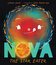 Nova the Star Eater by Leslie
