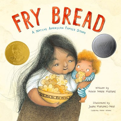 Fry Bread: A Native American Family Story by Maillard