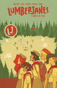 Lumberjanes a Birds Eye View (#7) by Watters