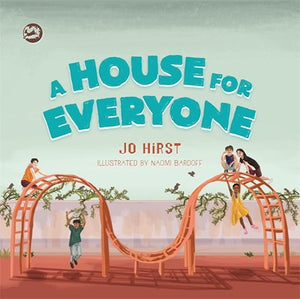 A House For Everyone by Hirst