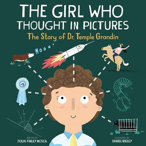 The Girl Who Thought in Pictures by Mosca