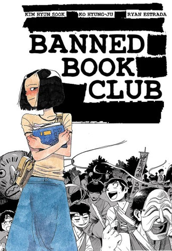 Banned Book Club by Sook