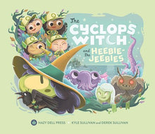 The Cyclops Witch and The Heebie Jeebies by Sullivan