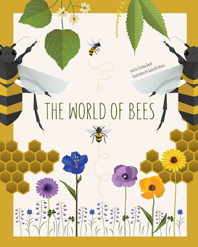 The world of bees by banfi