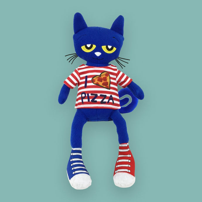 Pete the Cat Pizza Party Plush