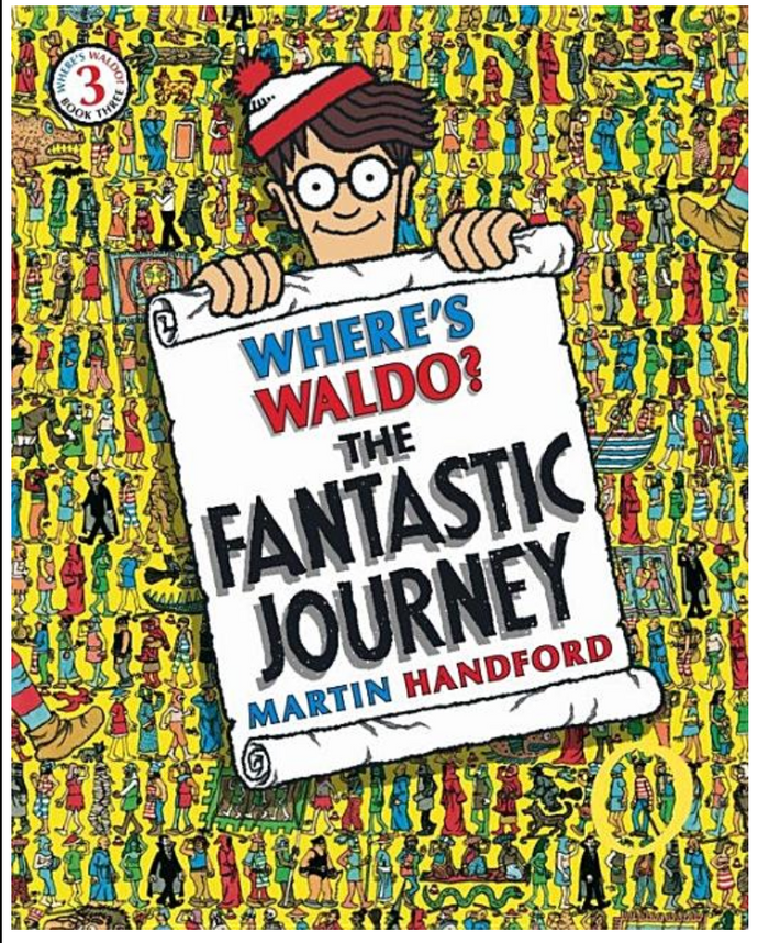 Waldo Fantastic Journey