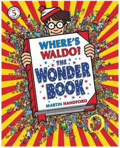 Waldo the Wonder Book