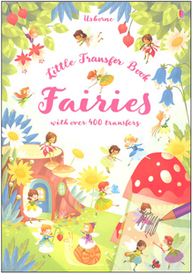 Little Transfer Book: Fairies
