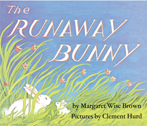 The Runaway Bunny BRDBK  by Brown
