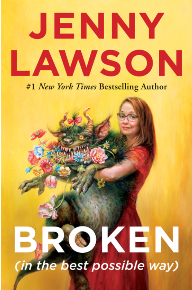 Broken (in the Best Possible Way) by Lawson