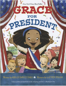 Grace For President by DiPucchio