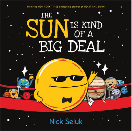 The Sun is Kind of a Big Deal by Seluk