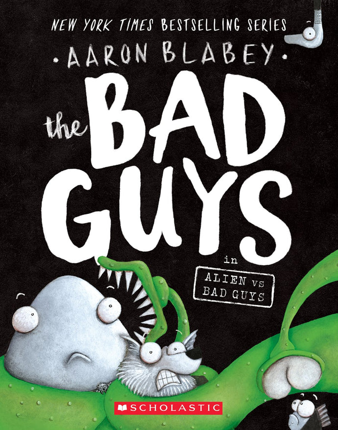 The Bad Guys in Alien vs Bad Guys by Blabey (#6)