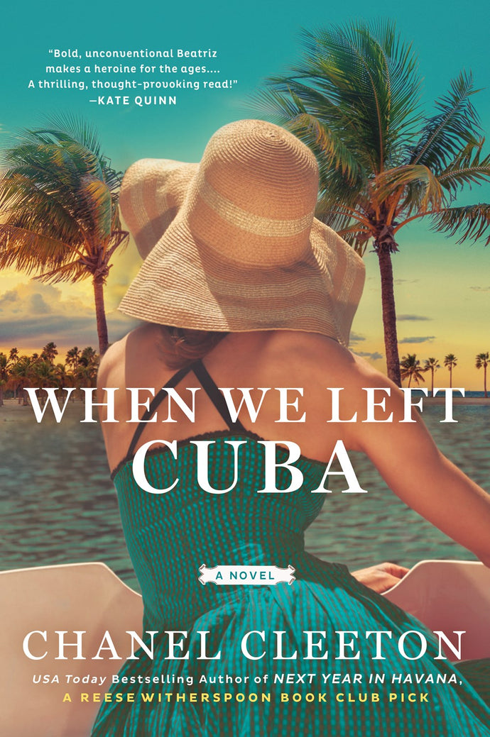 When We Left Cuba by Cleeton