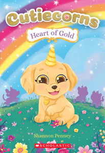Cutiecorns #1 Heart Of Gold by Penney