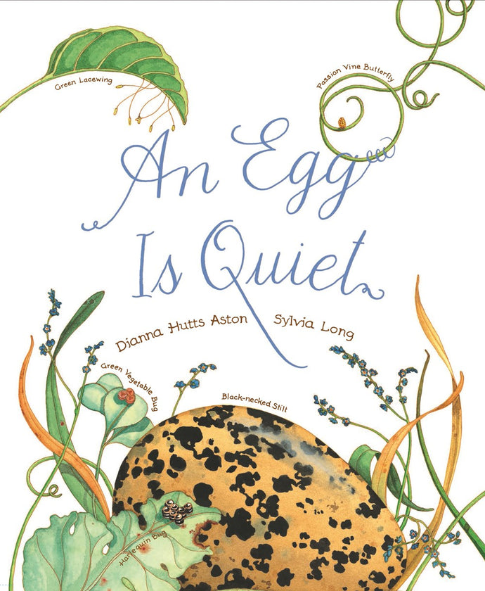 An Egg is Quiet by Aston