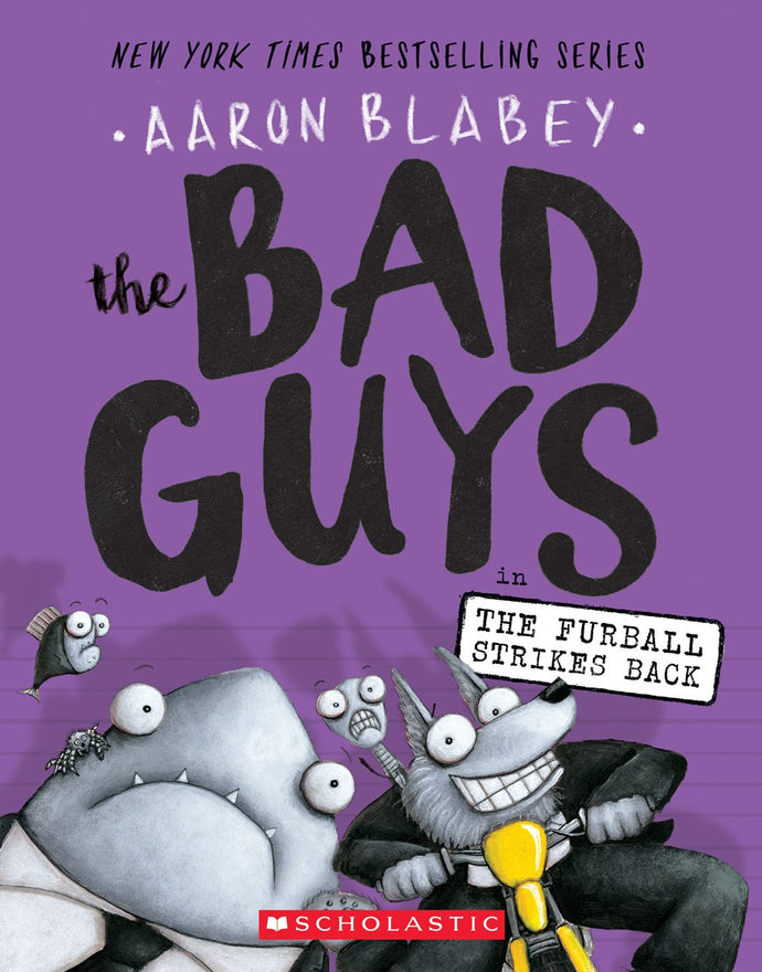 The Bad Guys in The Furball Strikes Back by Blabey (#3)