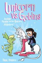 Unicorn vs Goblins (#3) by Simpson