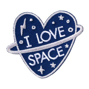 I Love Space Patch