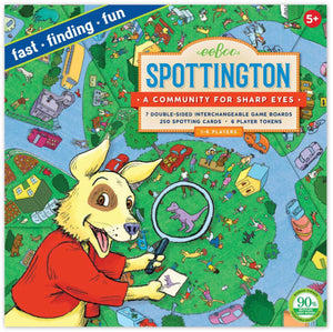 Spottington Game