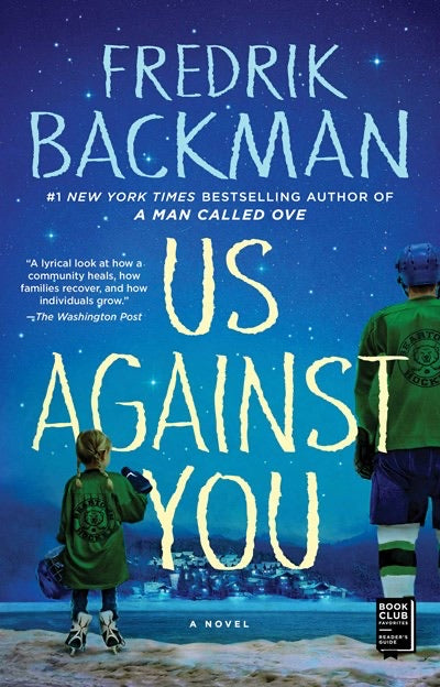 Us against you by Backman