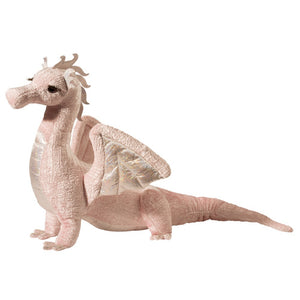 Shreya Dragon Plush-PINK