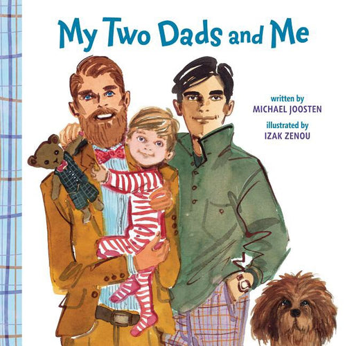 My two dads and me Brd Bk by Joosten