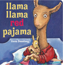 Llama Llama Red Pajama by Dewdney