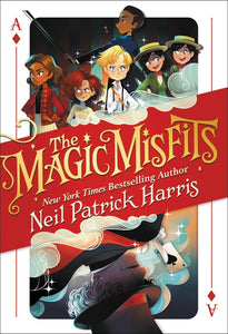 The Magic Misfits by Harris