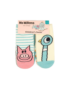 Mo Willems Socks Size 0-12 Months