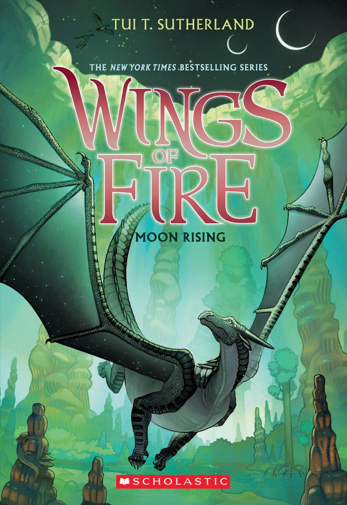 Wings of Fire #6 Moon Rising by Sutherland