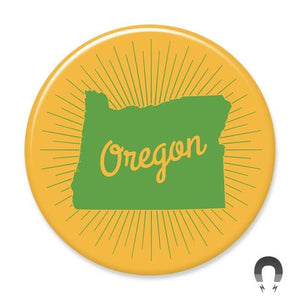 Oregon Magnet