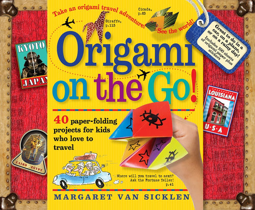 Origami On The Go by Van Sicklin