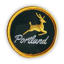 Portland Stag Patch