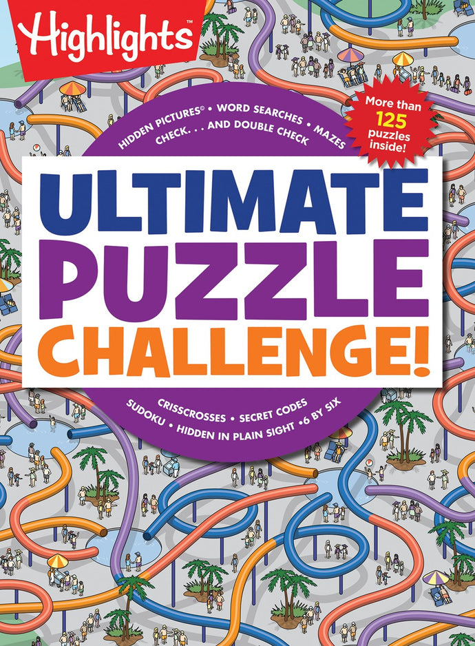 Highlights: Ultimate Puzzle Challenge!
