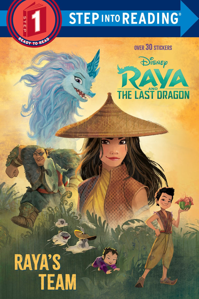 Disney Raya and The Last Dragon: Raya's Team Level 1
