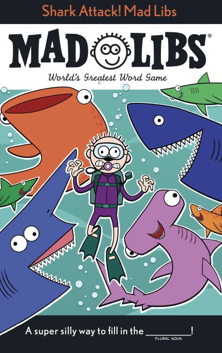 Mad Libs: Shark Attack!