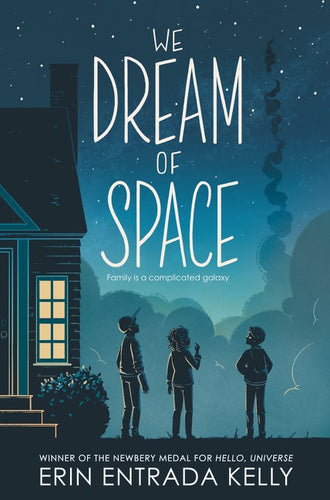 We Dream Of Space By Kelly