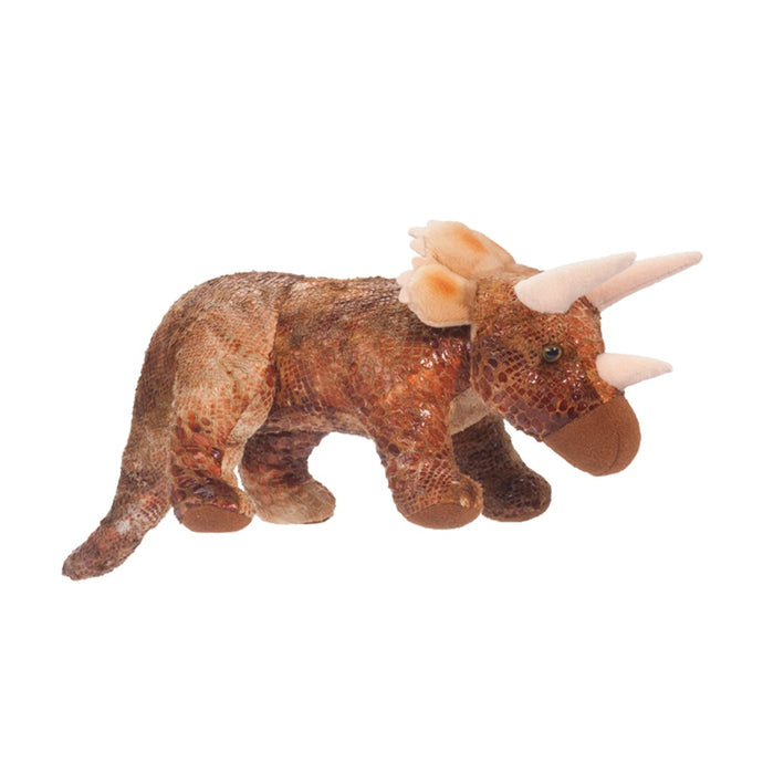 Triceratops Plush with Sound