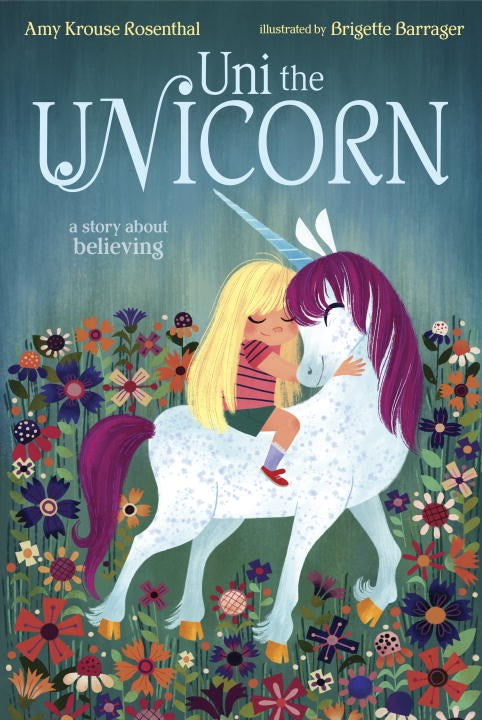 Uni the Unicorn by Rosenthal