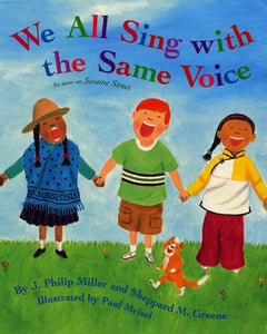 We All Sing In The Same Voice by Miller